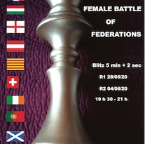 Fabulous online event Female Battle of Federations